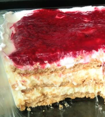 Lemon Cheesecake Dessert