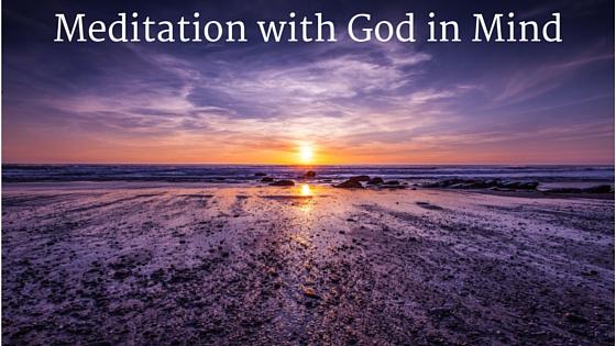 MeditationWithGodInMind
